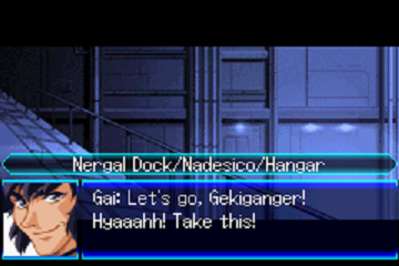 This fist of mine flies with a rocket-y power! Let's Play Super Robot Wars J Nadesico2