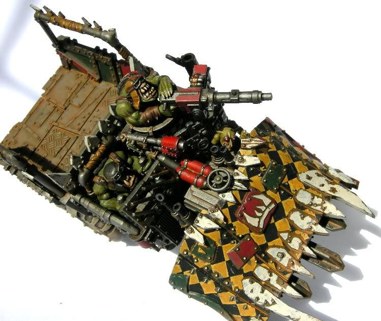 Les Orks d'Alaric - surtout du Goff Cantonain-Truk03
