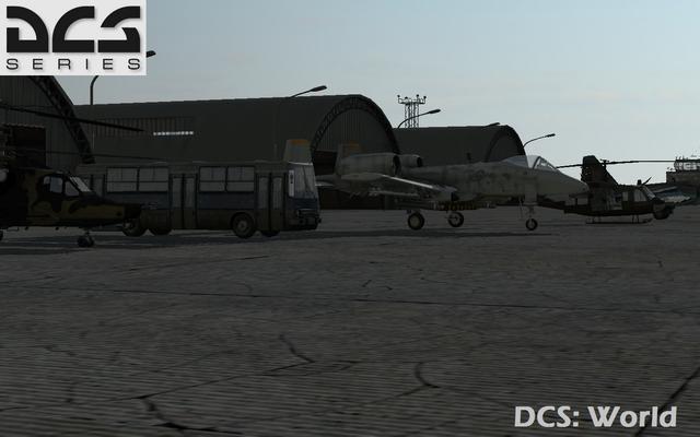 Novi DCS modul Bus2