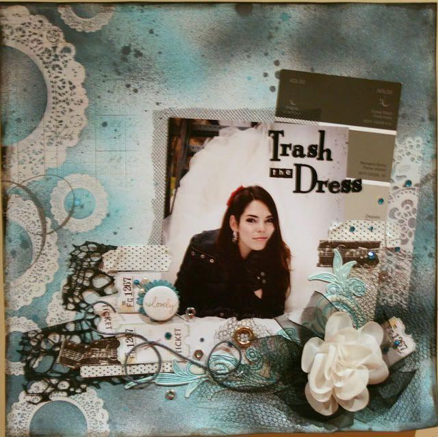 Défi 'Trash the Dress' de Marie-Anne ( fév 2011) Trashthedress