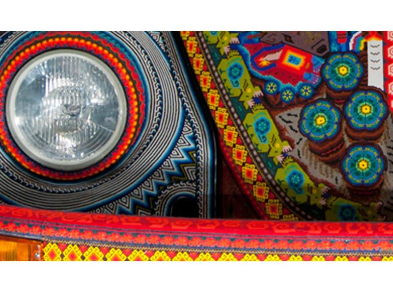 VOCHOL... ARTE HUICHOL Y VW... 5590_20110810113452216