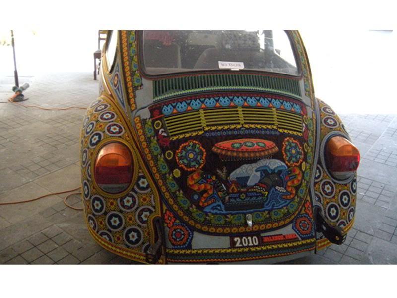 VOCHOL... ARTE HUICHOL Y VW... 5590_20110810113545879