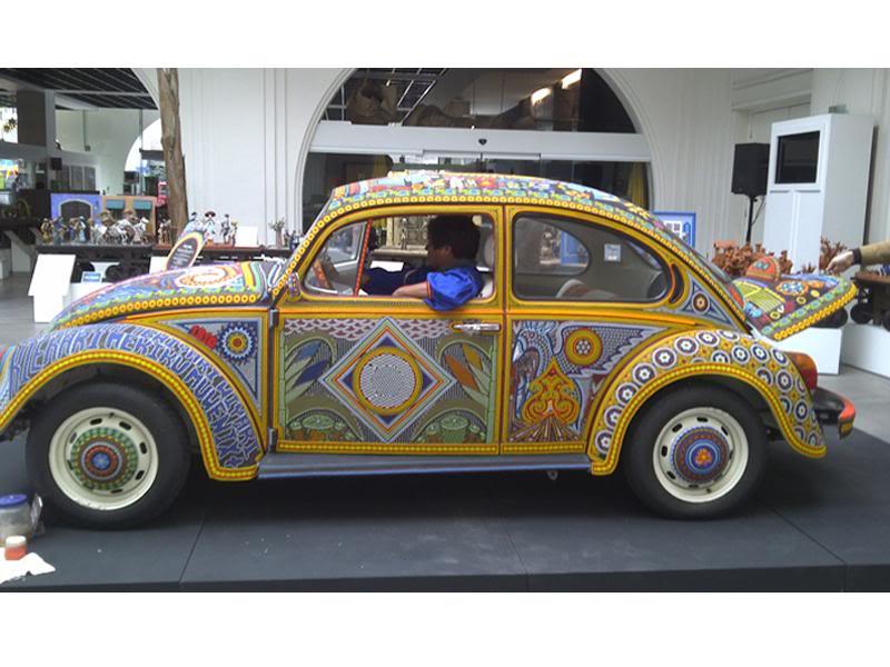 VOCHOL... ARTE HUICHOL Y VW... 5590_20110810113553227