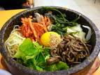 Diferentes comidas tipicas coreanas!! Bibimbap