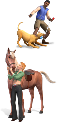 The Sims 3 - Pets Ep5_renders_ver842765