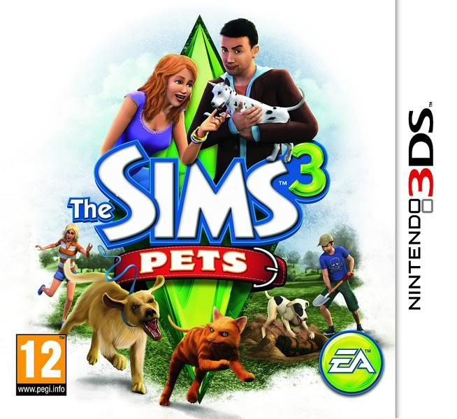 The Sims 3 - Pets Ts3pets_box1