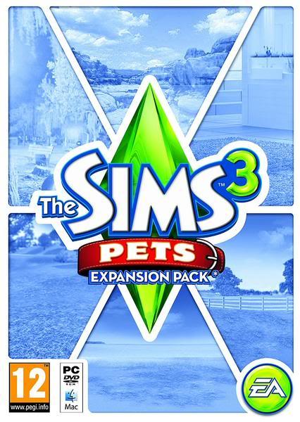 The Sims 3 - Pets Ts3pets_box2