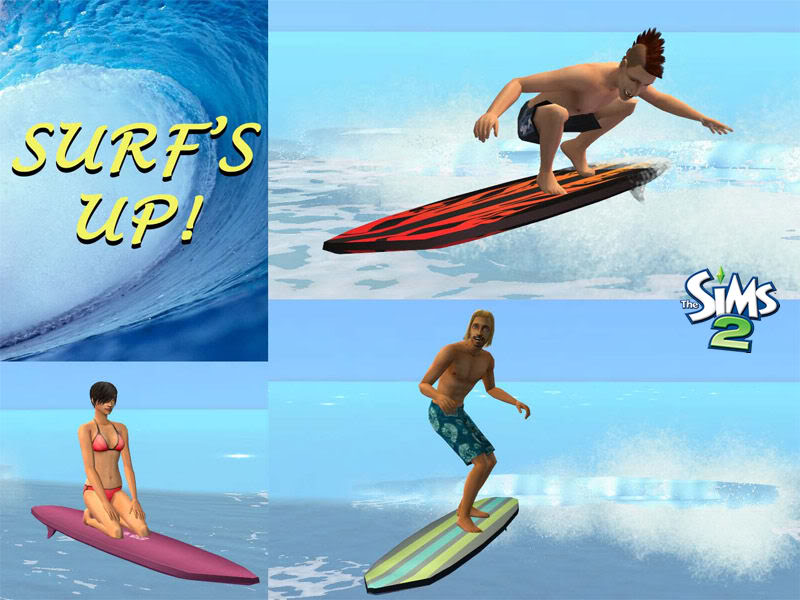 Surf's Up!  Surfingup