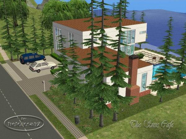 Casa do lago by helorosa52 CasadoLago1