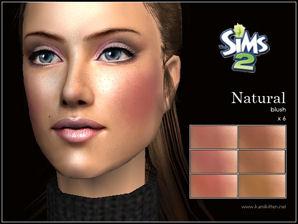 The Sims Café - Portal Kamikitten_blush_Natural_thumb