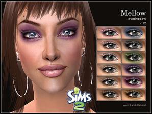 The Sims Café - Portal Kamikitten_eyeshadow_Mellow_thumb