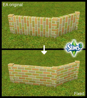 The Sims Café - Portal TSCafe_Armiel_SimplyStylishWall_thumb