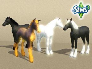 The Sims Café - Portal TSCafe_Sikh_Unicorn_foals1_thumb