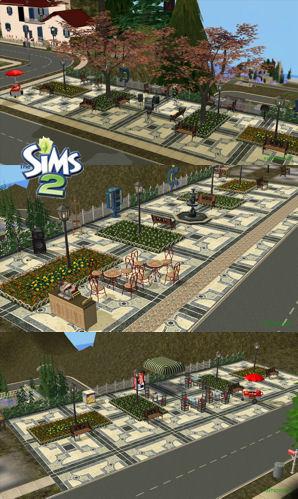 The Sims Café - Portal TSCafe_antoniocb_Pracinhas_thumb