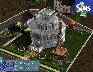 The Sims Café - Portal TSCafe_antoniocb_TowerGallery1_thumb