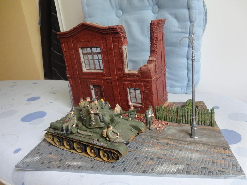 """Russian T34/76 Tank """"ChTZ"""" Version 1943 Production (tamiya 1/35) DSC01659_zpsumsqq3rm"""
