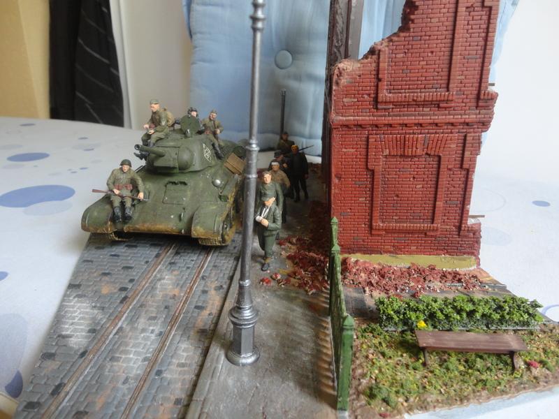 """Russian T34/76 Tank """"ChTZ"""" Version 1943 Production (tamiya 1/35) DSC01661_zps6ett4vd5"""