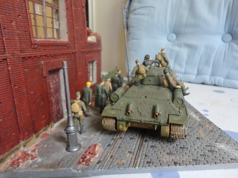 "Russian T34/76 Tank ""ChTZ"" Version 1943 Production (tamiya 1/35) DSC01663_zpsgegrpiis"