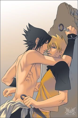 Sasuke x Naruto(SasuNaru) 2222028195_9acd62570f