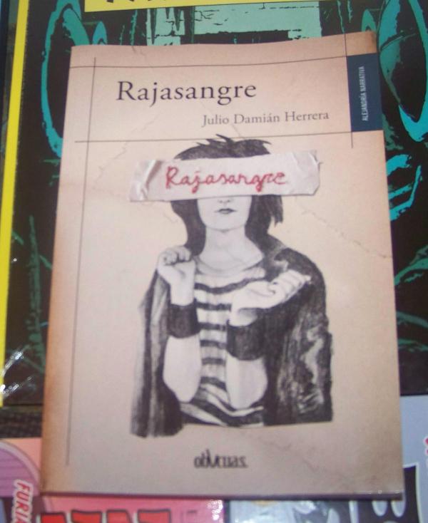 """""""RAJASANGRE"""", la novela de Refrescospepito. - Página 11 Libro20"""