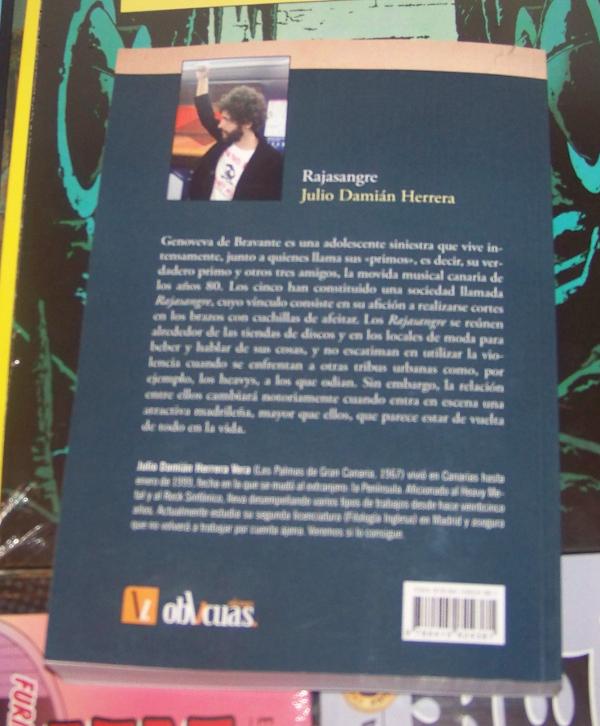 """""""RAJASANGRE"""", la novela de Refrescospepito. - Página 11 Libro21"""