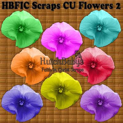 HBFIC Scraps CU Flowers 2 HBFICScrapsCUFlowers2