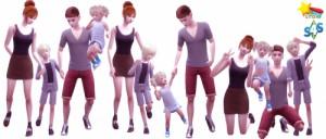 Детские позы, позы с детьми - Страница 4 Ddad11342e96806815d63c6ed52f8e1a