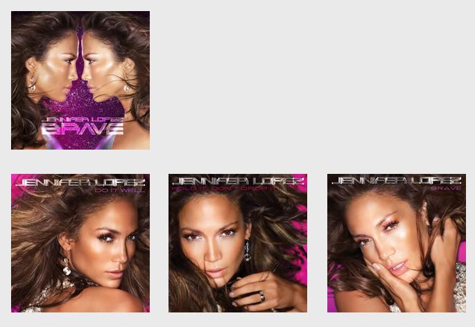 Álbum 'Brave' - Página 3 Bravesingles