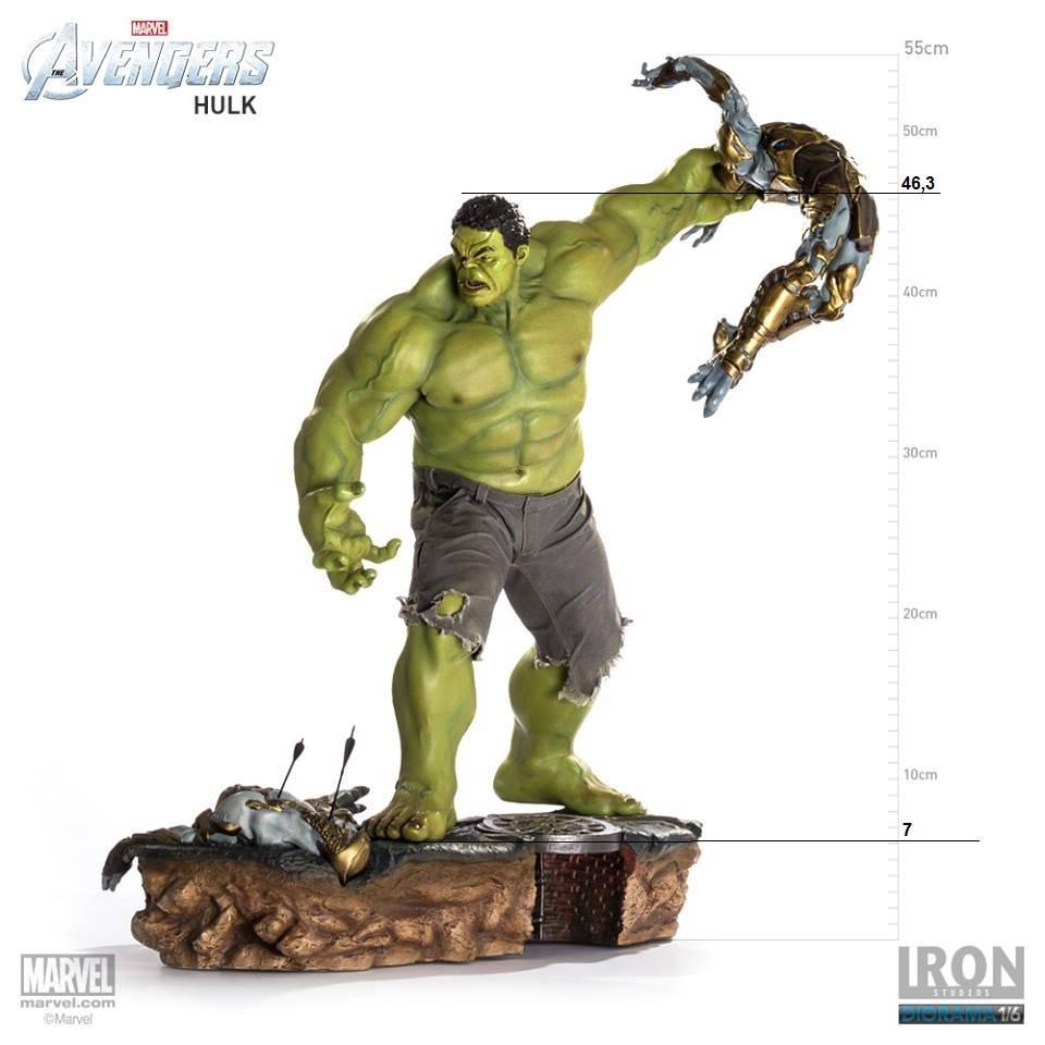 [Iron Studios] The Avengers: Hulk Statue 1/6 scale - Página 31 1376474_763125553699182_1904087766_n_zps4a7341ea