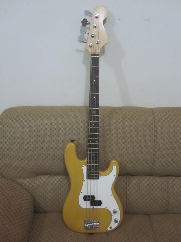 Seria o meu baixo um Tagima TP-4? Bass6