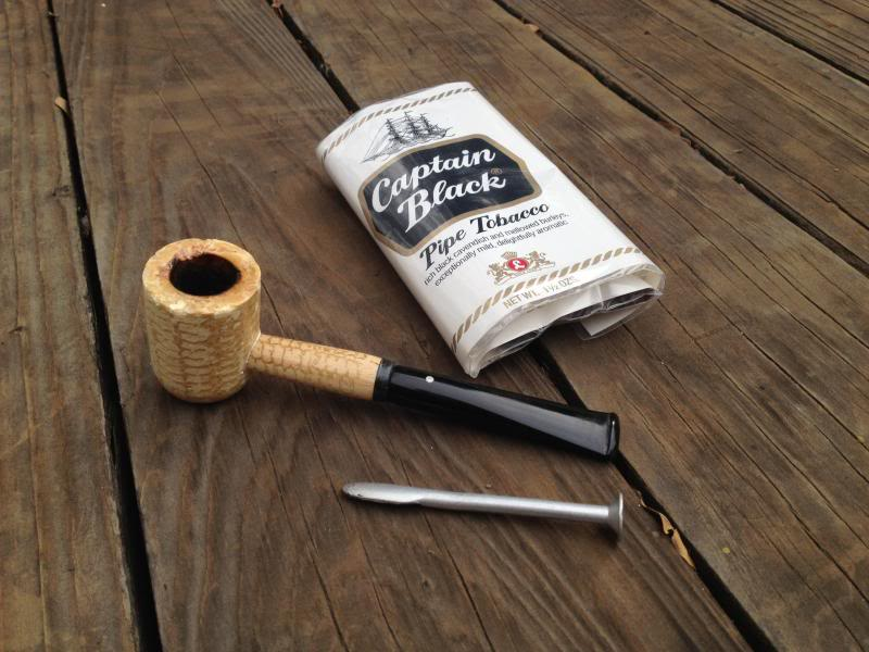 A year of pipe smoking in retrospect Corncob_zpsca4d8395