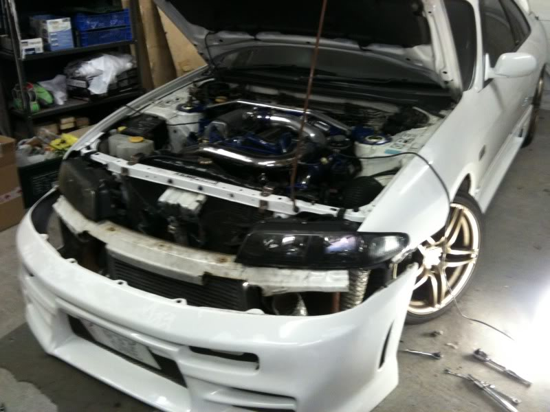 My R33 Skyline Project Picture718