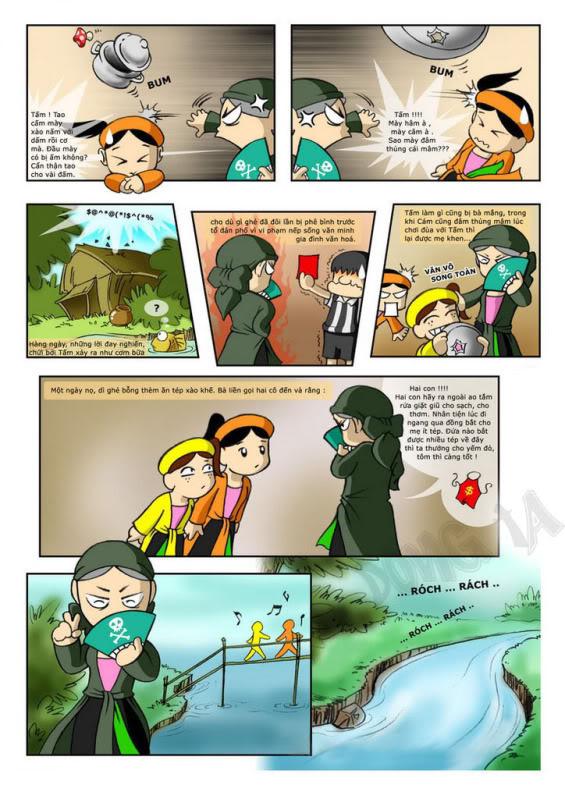 .: TÂM CÁM VER. II  cười vỡ bụng:. bacbaphi.com.vn 3-2