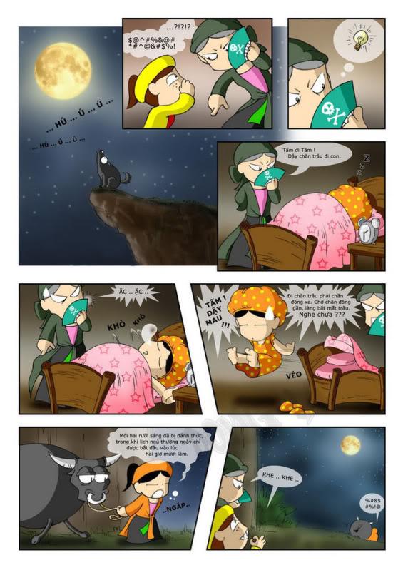 .: TÂM CÁM VER. II  cười vỡ bụng:. bacbaphi.com.vn 7