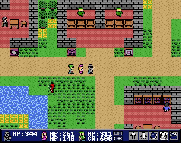 NEStalgia: a fun, free, enormous 8-bit MORPG Ennar