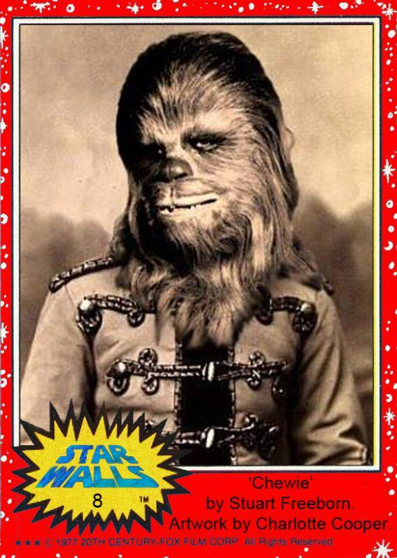 Farthest From Star Wars Vintage Toy Show this Sunday 27th of July 2014 8_beatles_chewie_zpsff92eb4f
