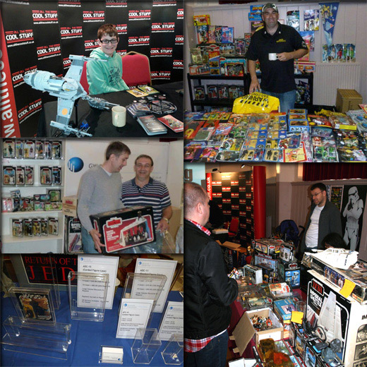 Farthest From II, The UK Star Wars Vintage Collectables Show 2nd 2012 December with Gus & Duncan FF1web2
