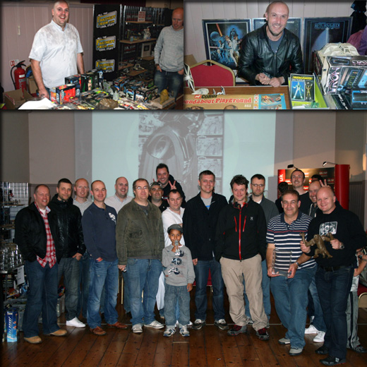 Farthest From II, The UK Star Wars Vintage Collectables Show 2nd 2012 December with Gus & Duncan FF1web4