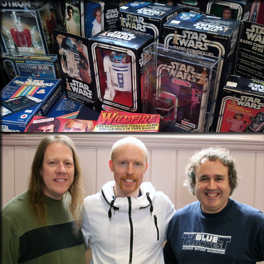 Farthest From II, The UK Star Wars Vintage Collectables Show 2nd 2012 December with Gus & Duncan FarthestFromIIWeb2copy