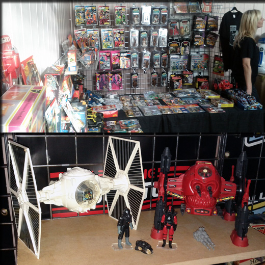 Farthest From II, The UK Star Wars Vintage Collectables Show 2nd 2012 December with Gus & Duncan FarthestFromIIWeb3copy