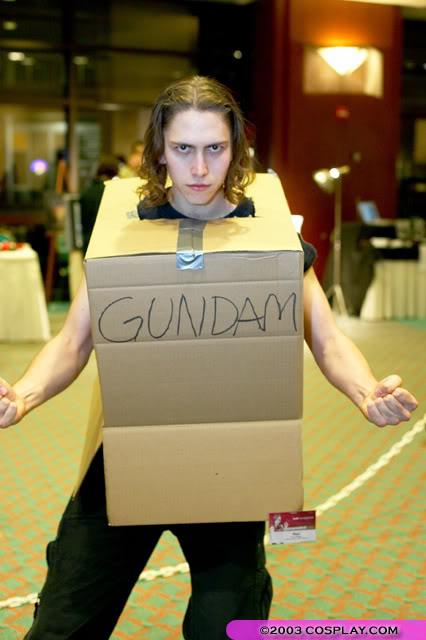 Bad Cosplay Gundamcosplay