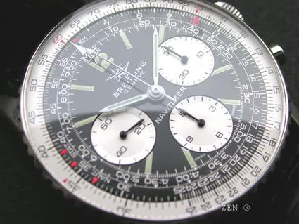 Jusqu'où peut-on rénover et restaurer une montre ? BreitlingNavitimeraprs2