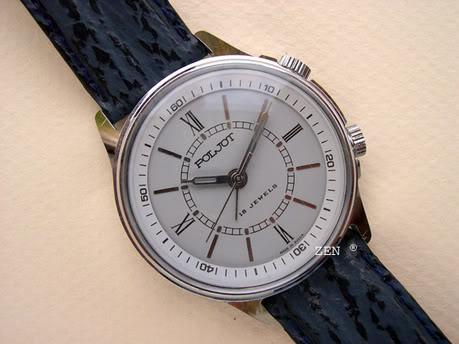 Des montres sympas pour petits budgets POLJOTsonnerie