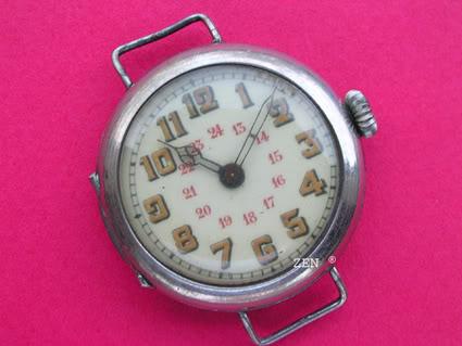 Les montres de poilus... Poilu1914face