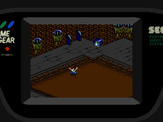 Test Game Gear : Arena ARENAMOD003
