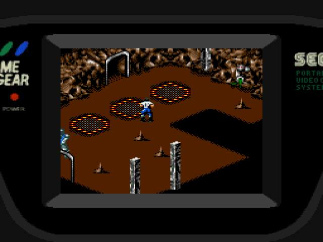 Test Game Gear : Arena ARENAMOD004