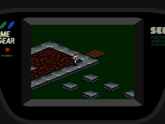 Test Game Gear : Arena ARENAMOD005