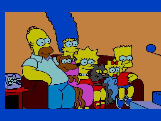 Test : Bart VS the Space Mutants BartvstheSpaceMutants000
