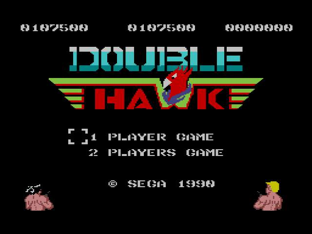 Test : Double Hawk DoubleHawk008