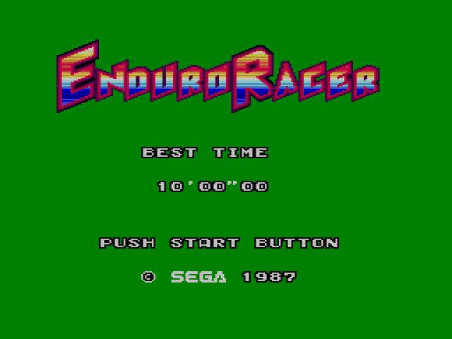 Test : Enduro Racer EnduroRacer000